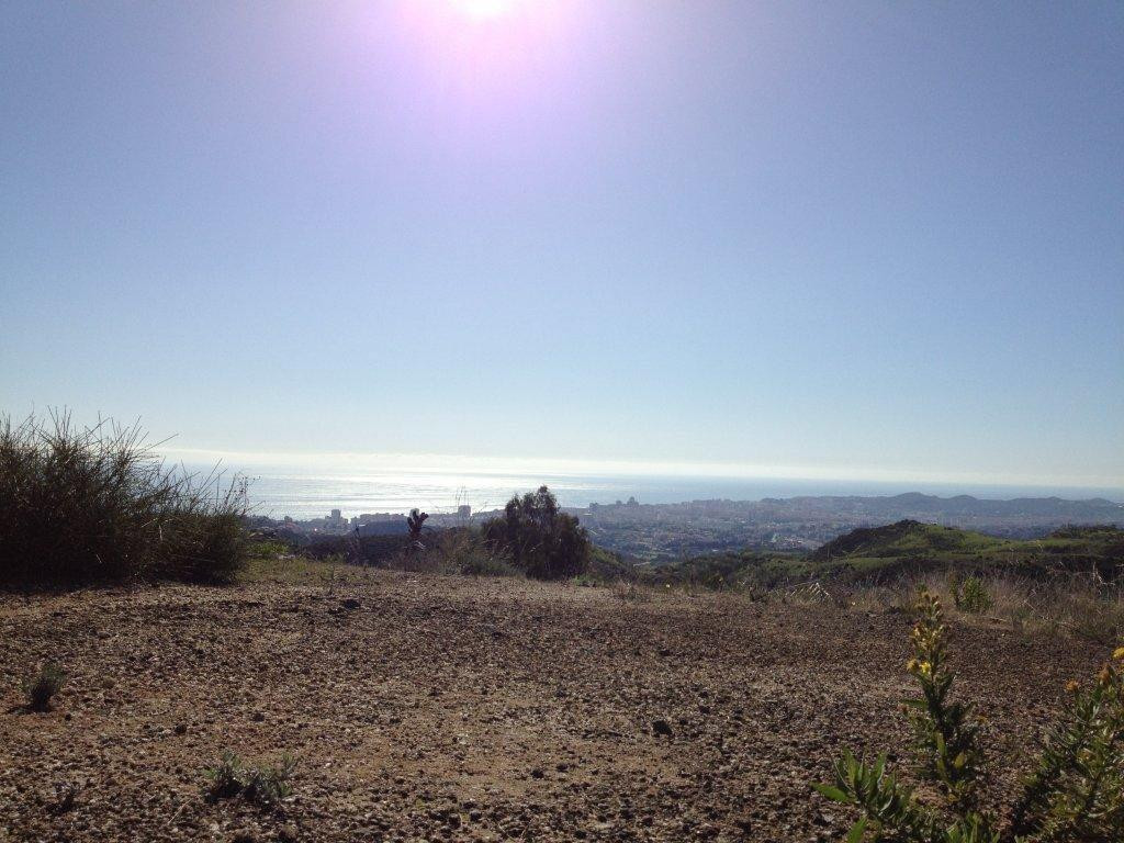 2 Fantastic plots with 180º panoramic views down the coast.  Two fantastic plots with Panoramic view, Spain