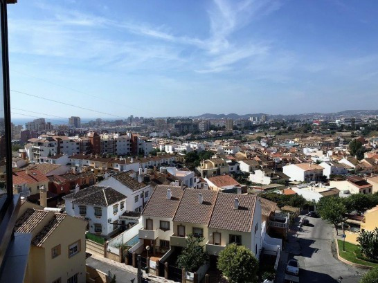 2 bedroom apartment in Fuengirola with stunning seaviews  Very nice 2 bedroom apartment with stunnin, Spain