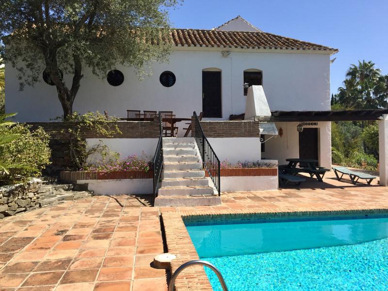 Finca – Cortijo a la venta en Mijas – R3391882