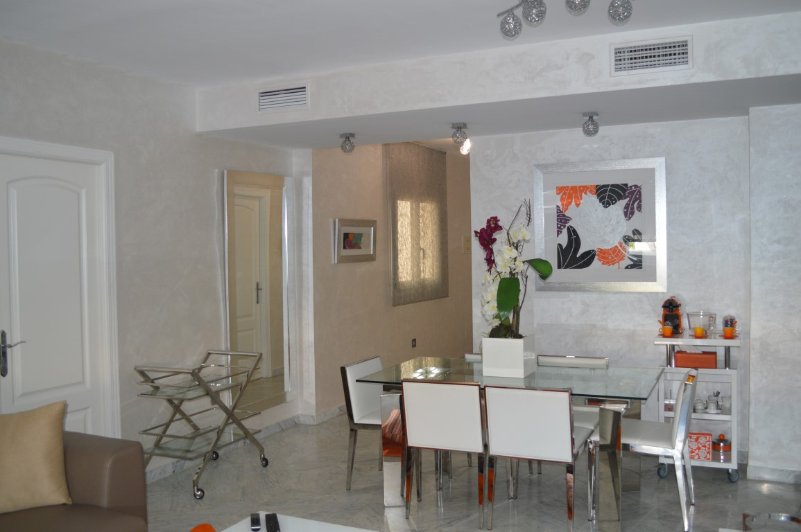 3 Bedroom Ground Floor Apartment For Sale Puerto Banús