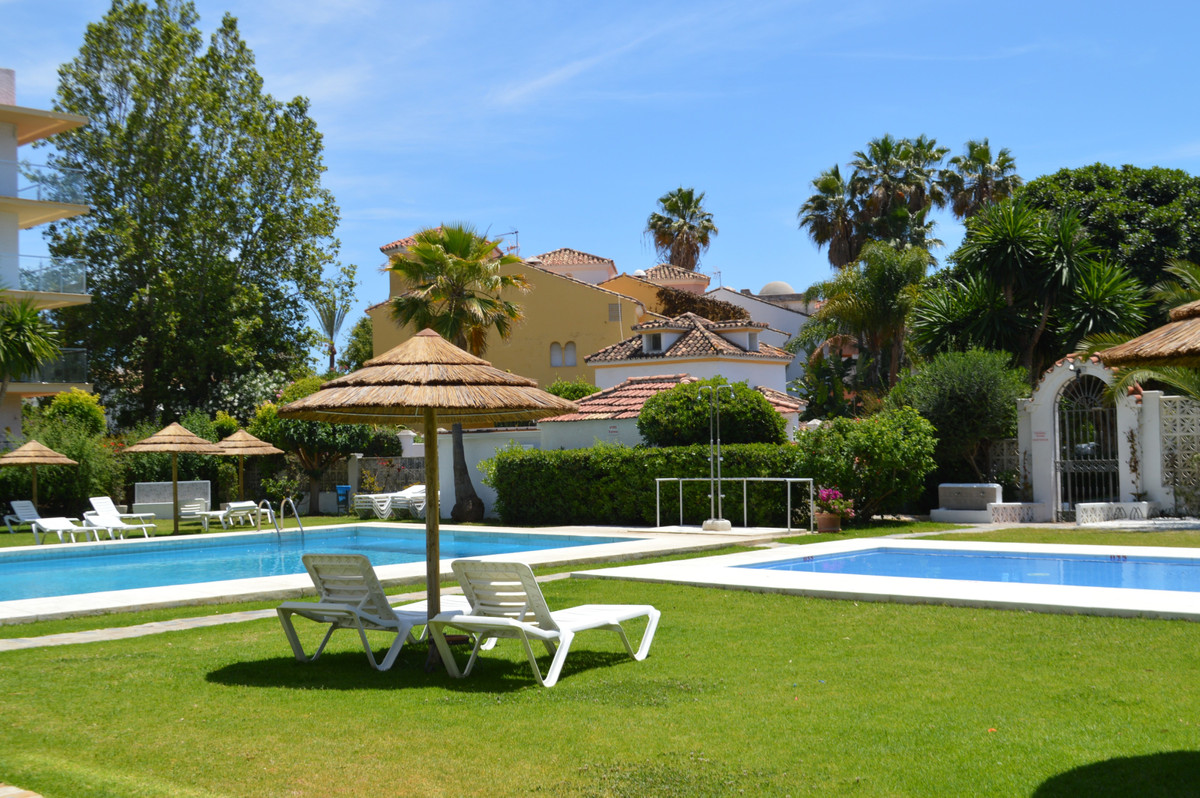 Beautiful loft apartment in second line of beach located in the heart of Puerto Banus! It is located,Spain