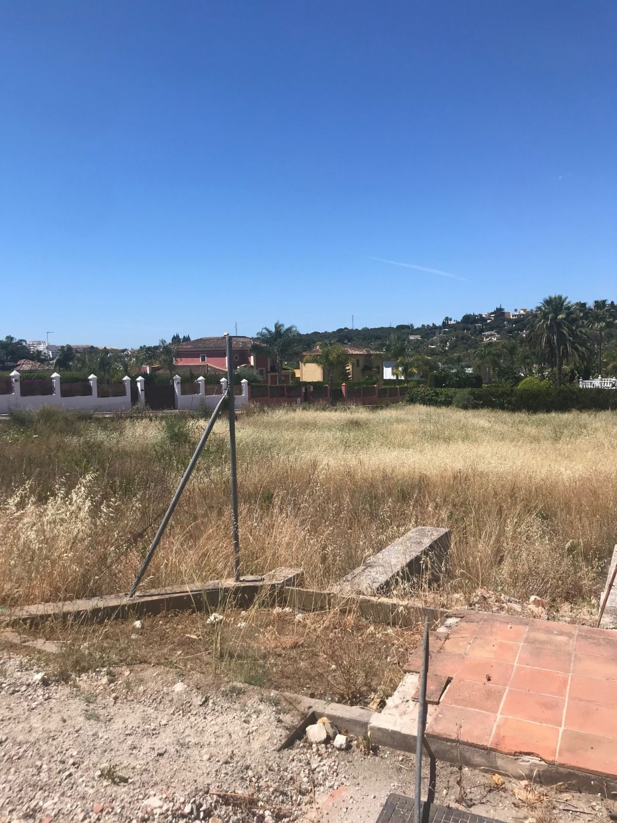 Great plot located in one of the best areas of Nueva Andalucia, just 2 minutes from Puerto Banus. It,Spain
