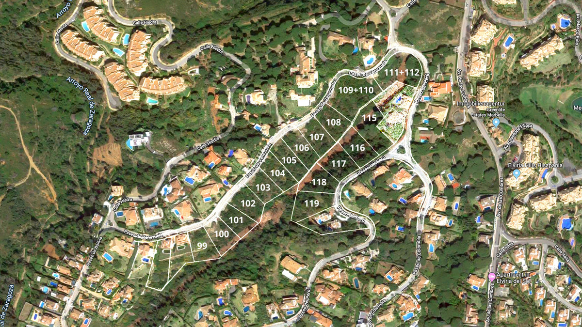 Plot/Land for sale in Elviria