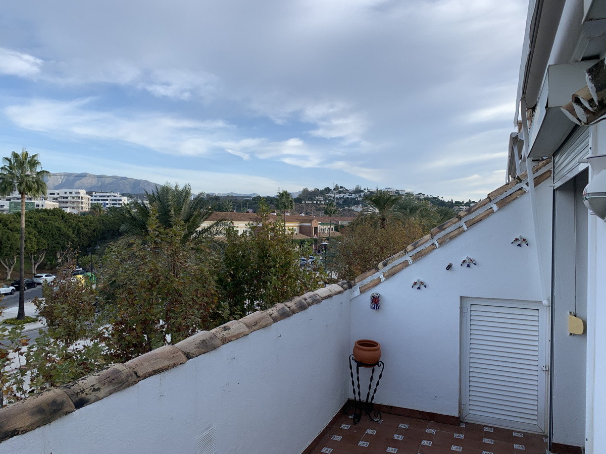 Lovely holiday apartment right in the center of La Cala de Mijas. Just few hundred meters from the b,Spain