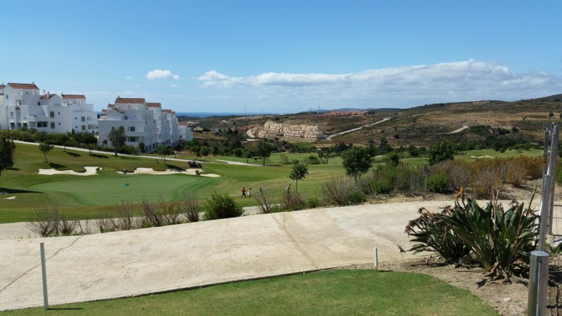 OWNER NEED TO SELL - OPEN TO OFFERS  Front Line Golf residencial plot in Valle Romano.  The spacious, Spain