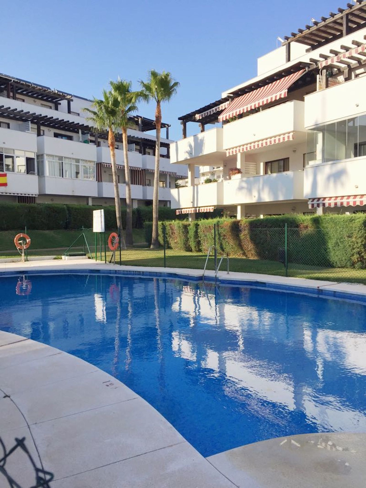 Nice property in Riviera Park, just five minutes from the beach and all daily needs. The condominium,Spain
