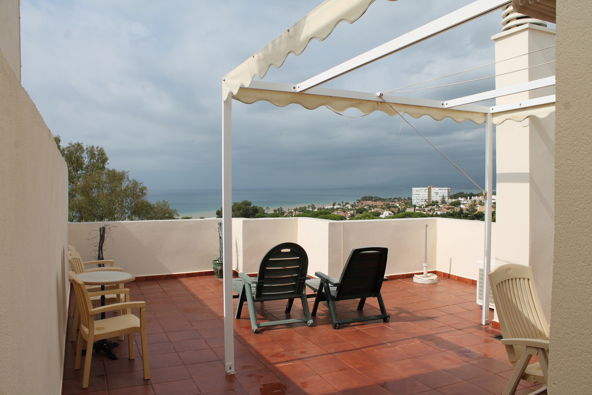 Spectacular Penthouse with incredible panoramic views of the sea and the mountains. Winter and summe, Spain