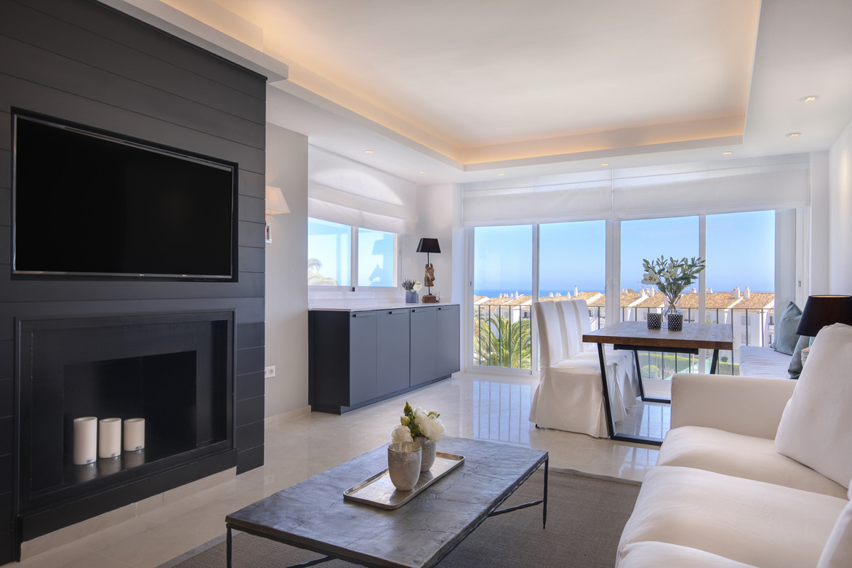 Marbella Banus Apartamento Planta Media en Venta en Nueva Andalucía – R3420415