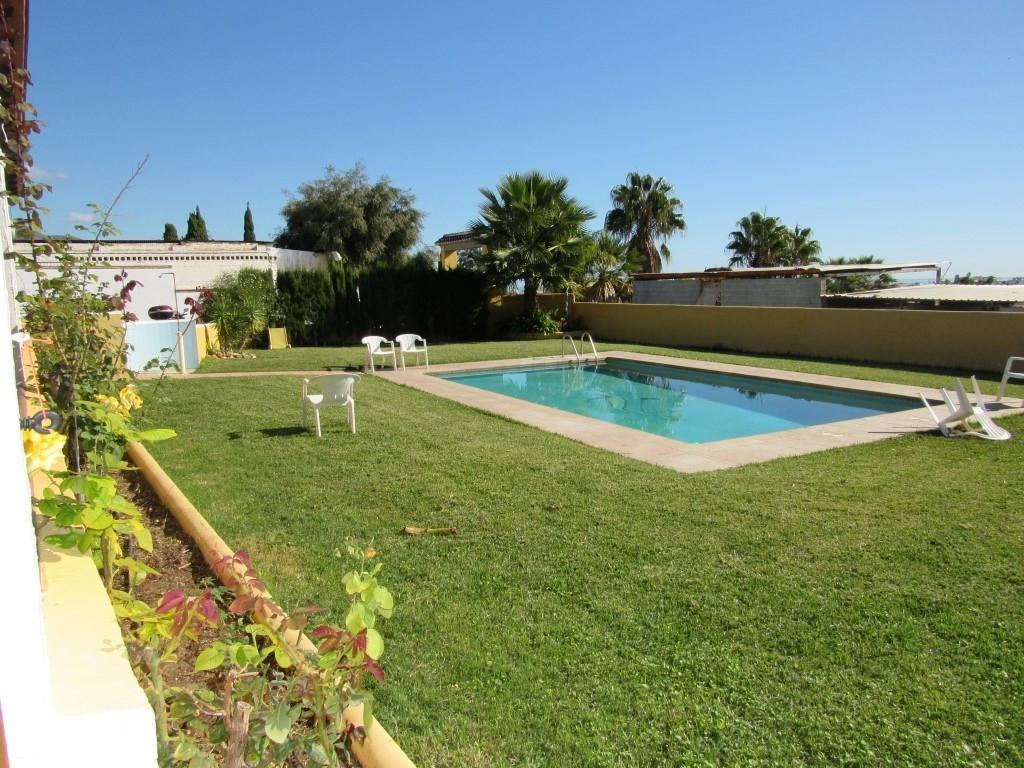 Detached Villa, Mijas, Costa del Sol. 3 Bedrooms, 2 Bathrooms, Built 150 m², Terrace 2350 m².  Setti,Spain