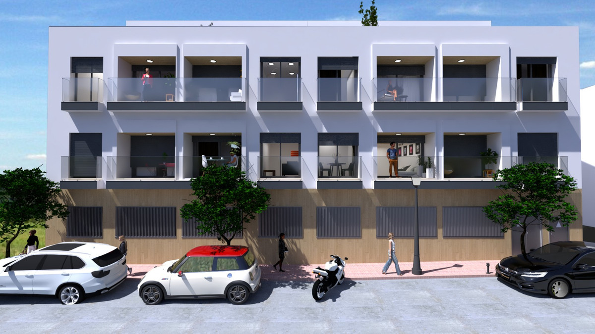New Development · Fuengirola