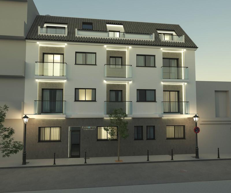 Appartement Rez de Chaussée in Fuengirola