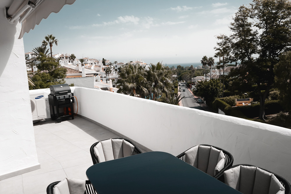Total refurbished corner Penthouse duplex in contemporary Scandinavian style with high quality of ma, Spain