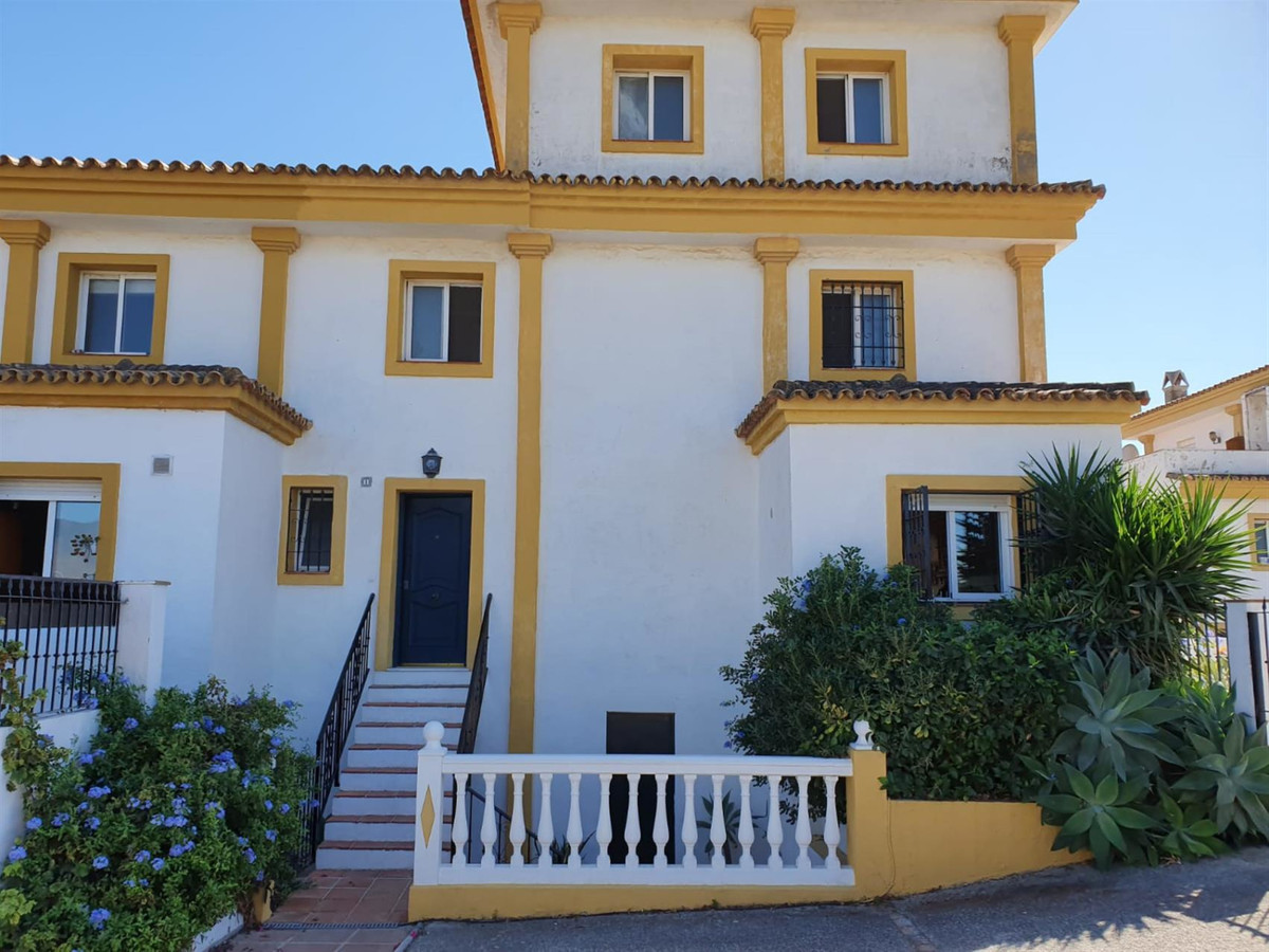 Ref:57 Townhouse For Sale in Manilva