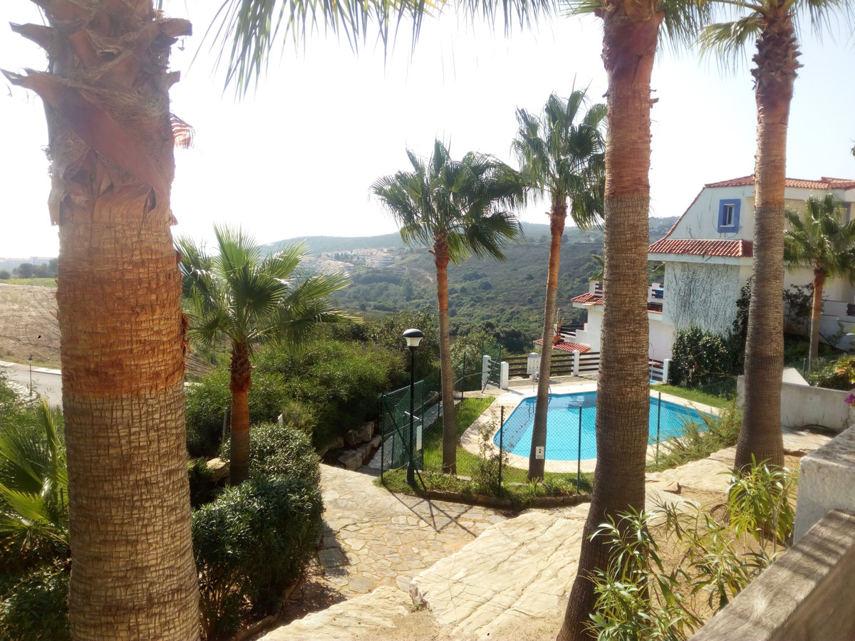 NEVER USED BEFORE this  beautiful and light 2 bed 2 bath elevated groundfloor apartment with spaciou, Spain
