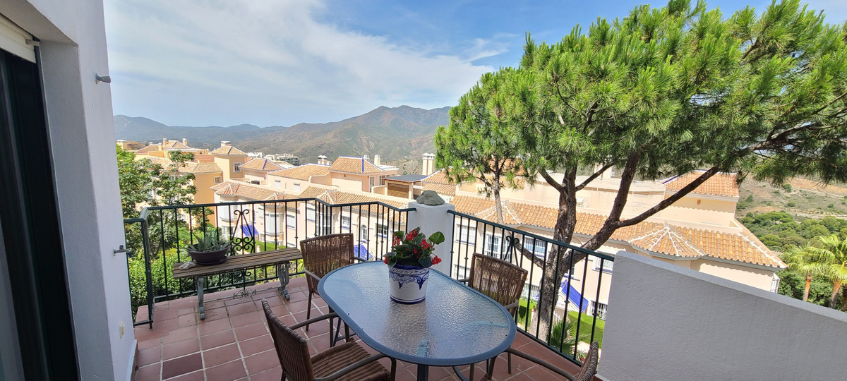 Located in the heart of the beautiful county club resort Alhaurin Golf, Costa del Sol. This 1st floo,Spain