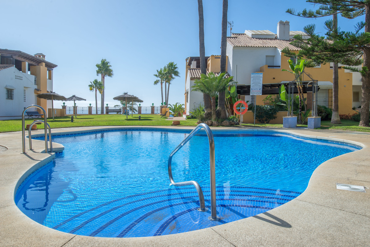 This beachfront complex in Bahia de Marbella in Marbella East ranks amongst the best managed complex,Spain