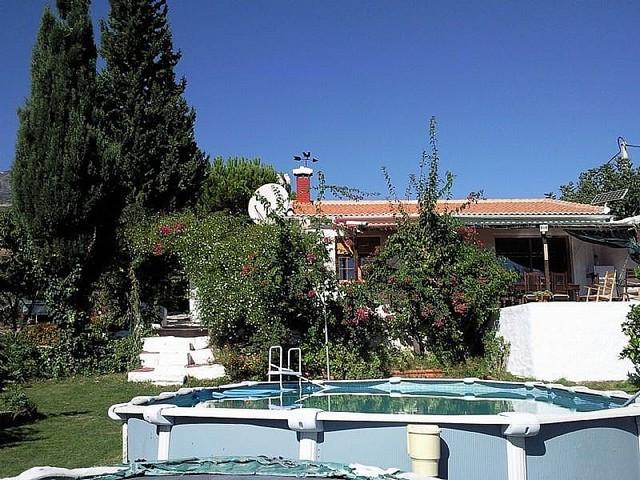 Villa i Casarabonela Málaga