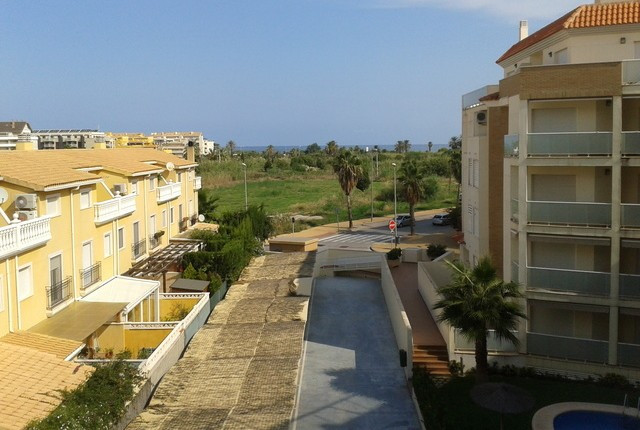 Apartment with two bedrooms and two bathrooms, new floors, unique seaviewm a fully equiped kitchen. ,Spain