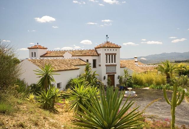 Villa en Casarabonela Costa del Sol