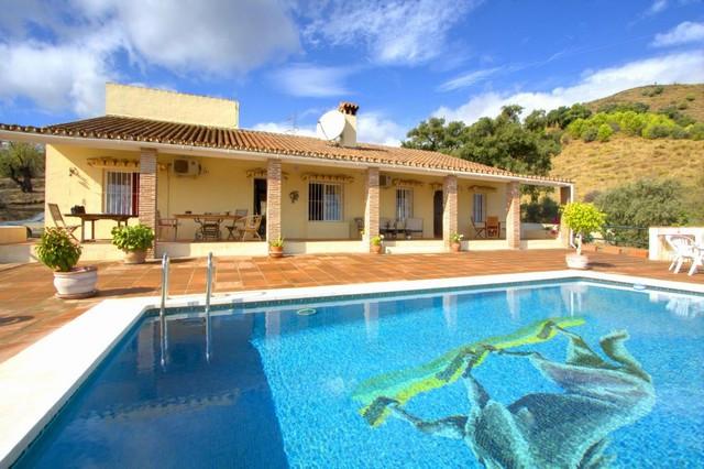Villa en Monda Costa del Sol