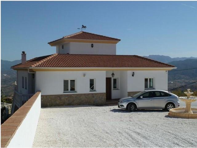 Villa en Alozaina Costa del Sol