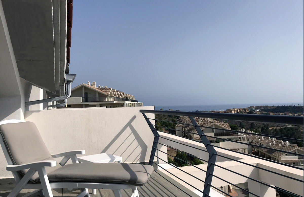 Marbella Banus Ático en Venta en Selwo – R3094693