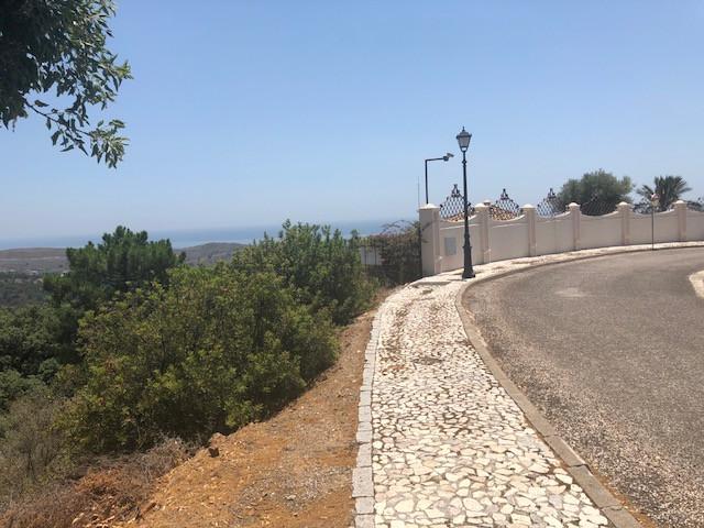 Plot Residential Benahavís Málaga Costa del Sol R3237730