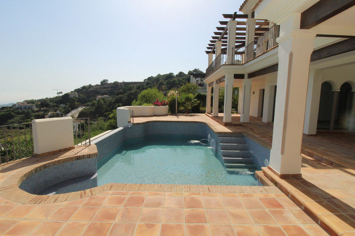 Exclusive living in a private mountain oasis  Fabulous spacious villa with 3 bedrooms built on two l,Spain