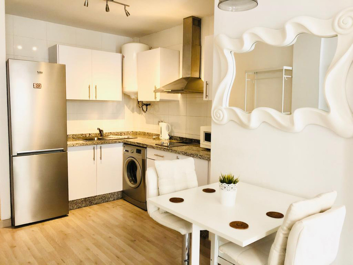 Nice, modern and bright studio in the historic center of Malaga. Great investment opportunity, perfe,Spain