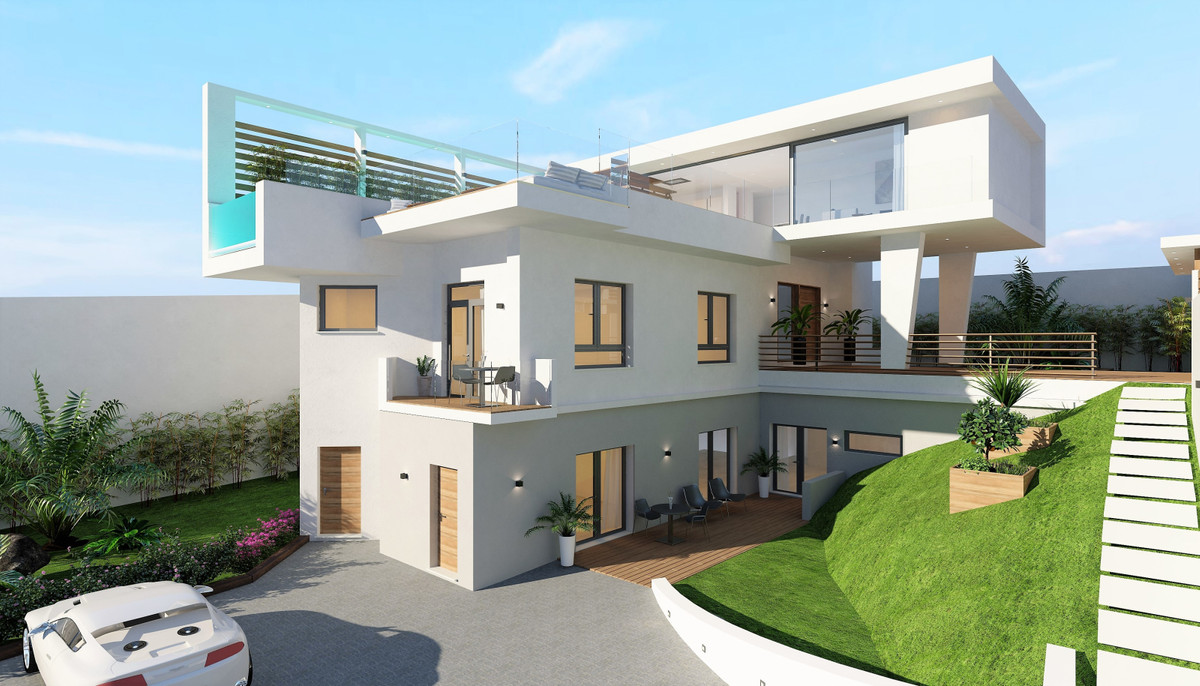 New Development: Prices from € 975,000 to € 975,000. [Beds: 4 - 4] [Baths: 3 - 3] [Built s, Spain