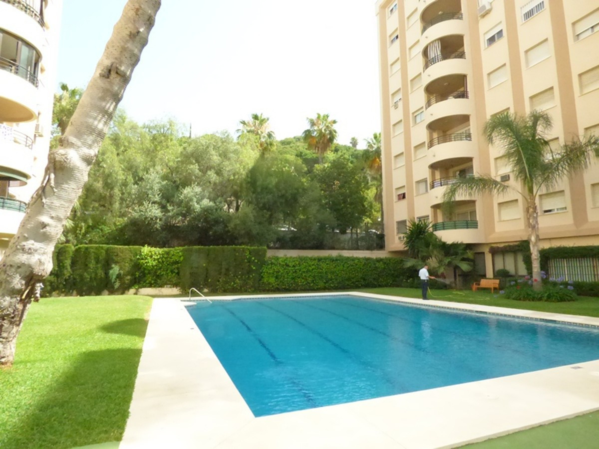 Apartment in excellent location. It consists of living-dining room with covered terrace with magnifi, Spain