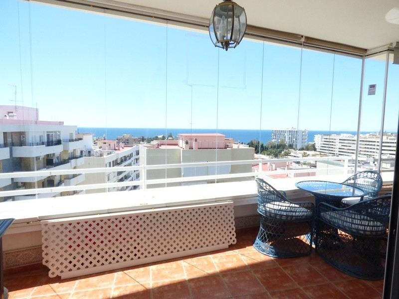 SUPER flat in an emblematic building in the center of Marbella, unbeatable location. It has entrance,Spain