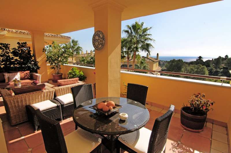 Great apartment located in one of the most prestigious urbanizations on the Golden Mile of Marbella.,Spain
