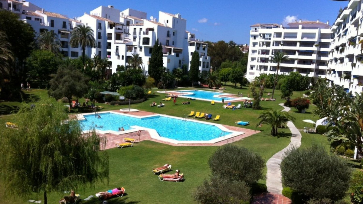Property in Puerto Banus, in the center, just 3 minutes from the beach and the shopping center. High,Spain