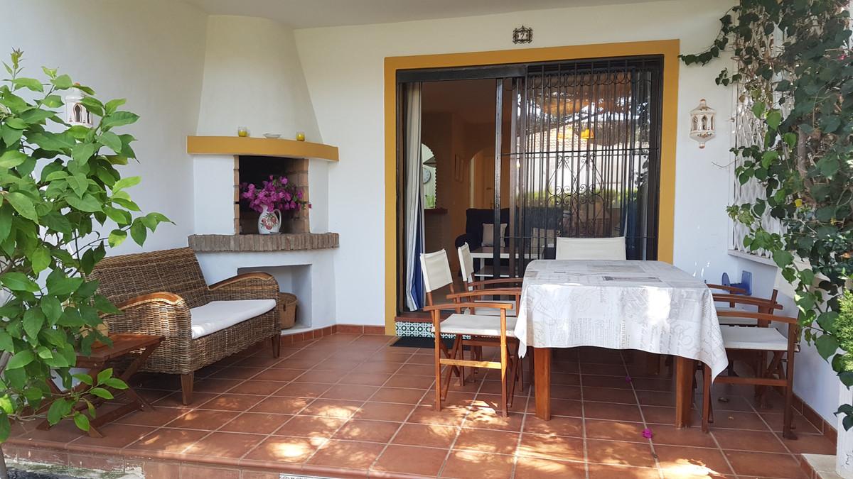 Ground Floor Apartment in Las Chapas