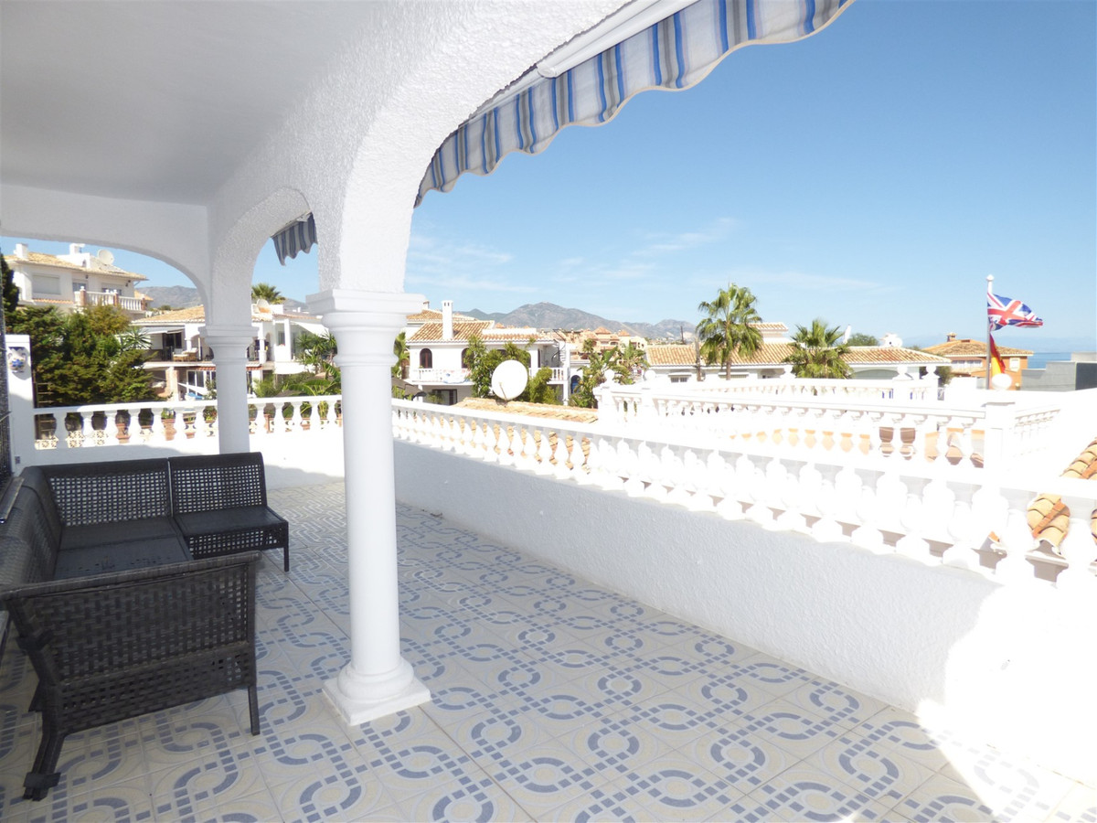 One of a kind.  Andalucian style beach bungalow/townhouse/semidetached house with 3 bed-2bath and a ,Spain