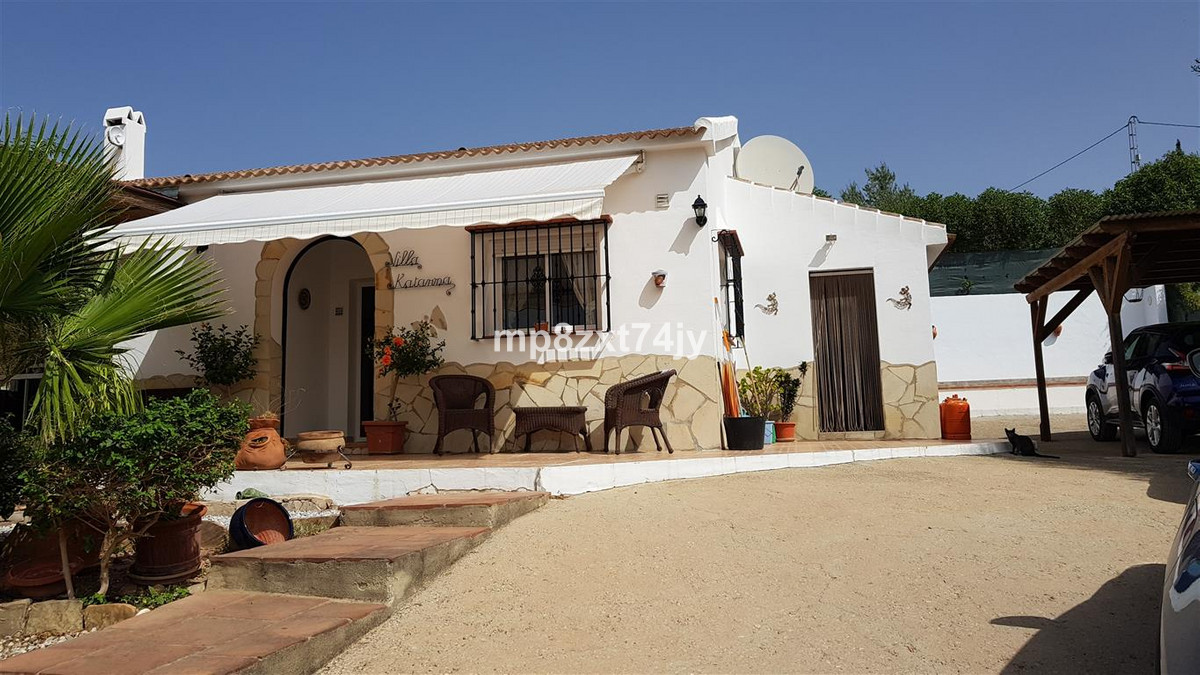 This beautifully presented and maintained Villa is accessed from a short lane in the tranquil area t, Spain
