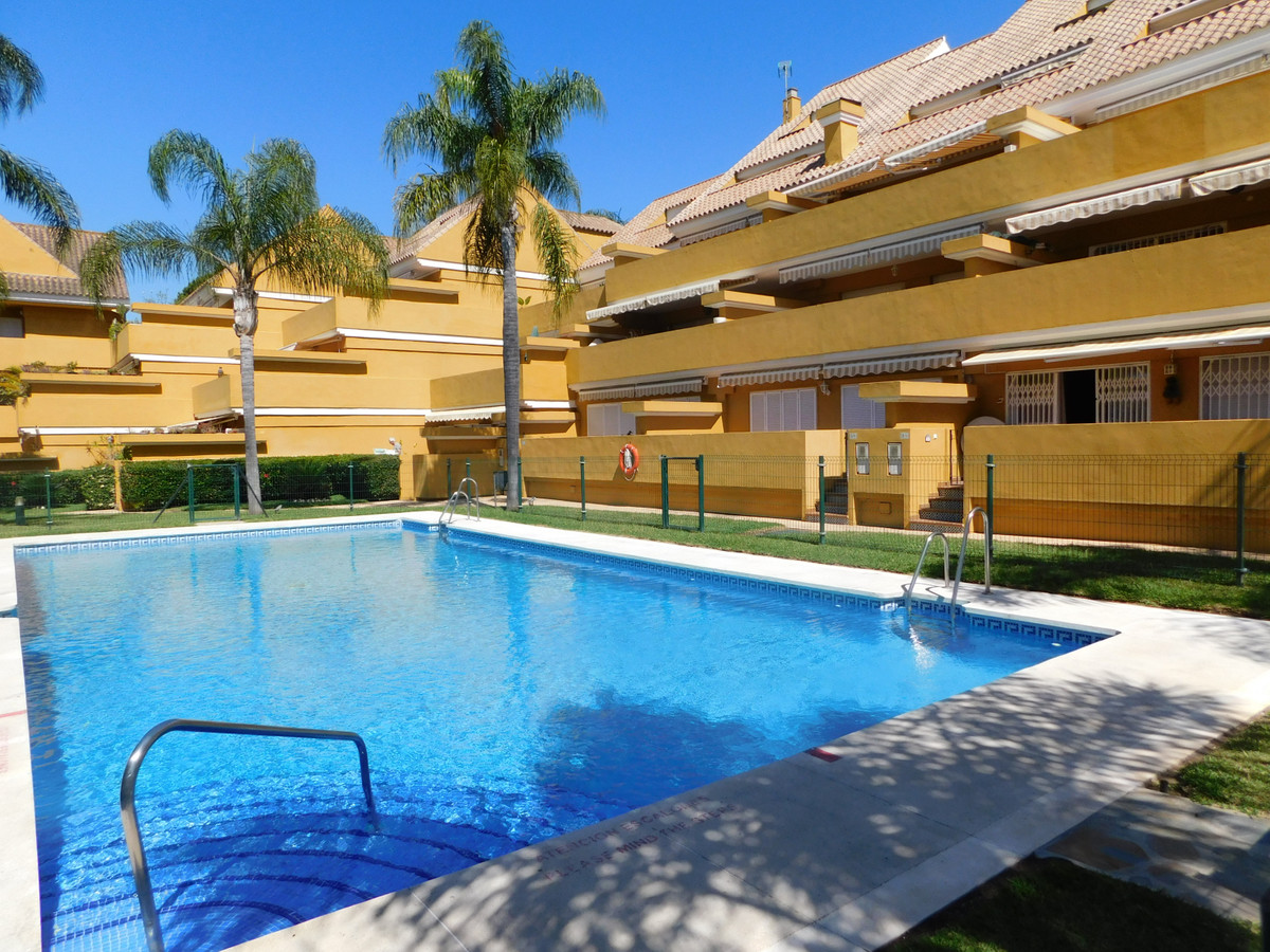 Newly refurbished beach-side ground floor apartment set in a small gated development, located only 2, Spain