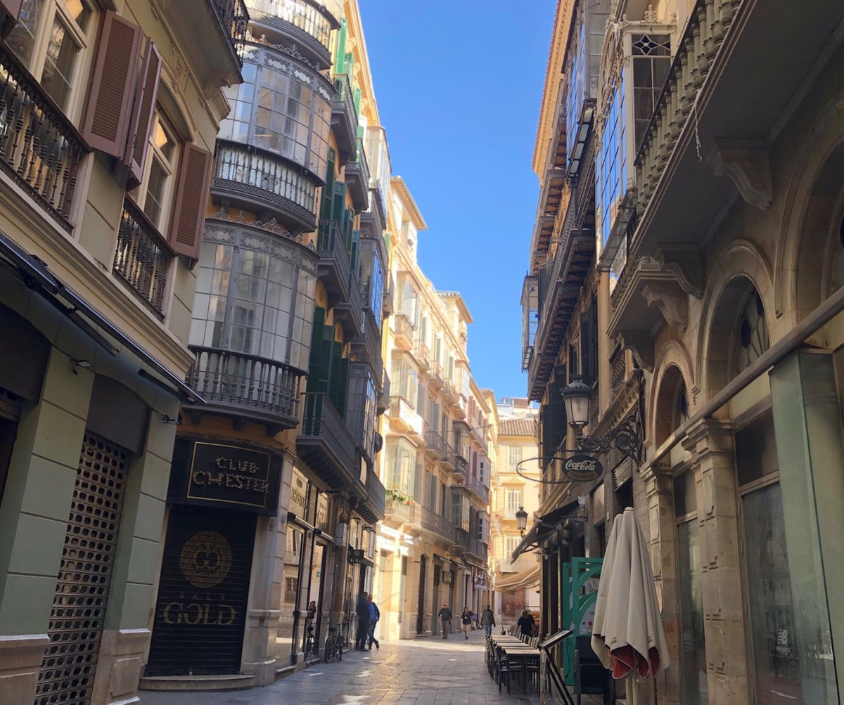 Renovated apartment in the middle of the historic center Nice and super central apartment in the hisSpain