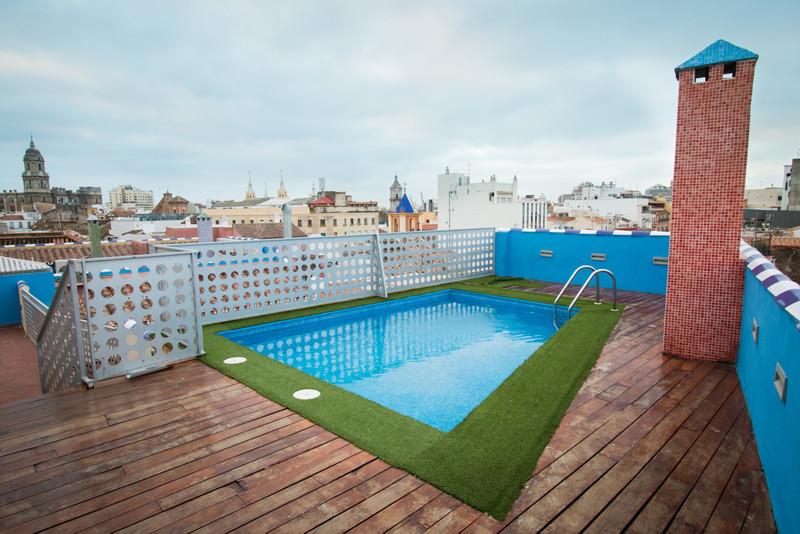 Marbella Banus Apartamento en Planta Última a la venta, Málaga Centro – R3590335