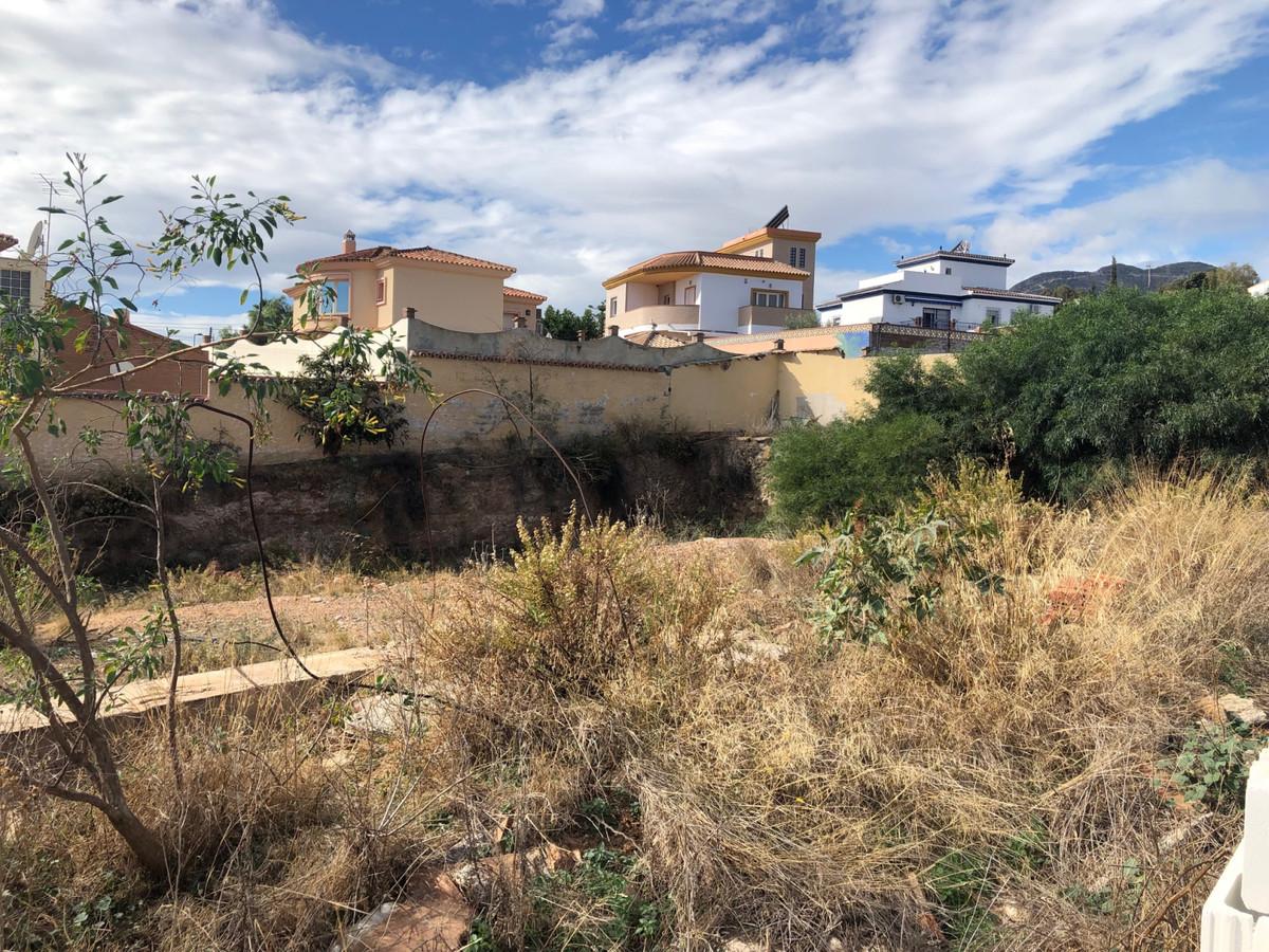 Plot in Torremolinos