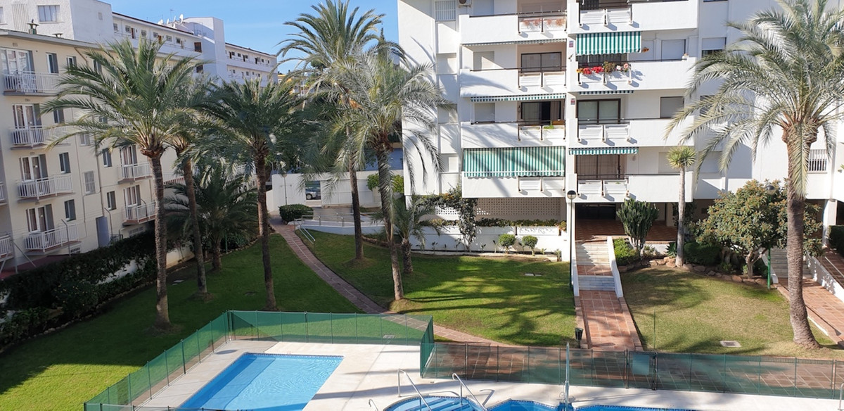 Spacious apartment in beautiful urbanization, 2nd line sea Carihuela The apartment is located in an ,Spain