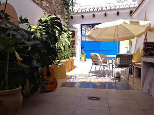 COMPETA: Original and very cozy village house with own Hammam in the mountains near Malaga. Do you l,Spain