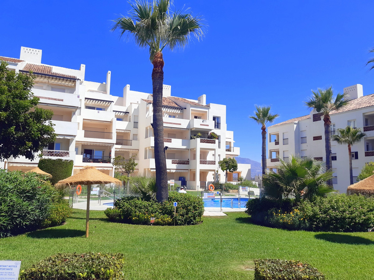 Fantastic large 131m2 ground floor apartment with 2 bedrooms and 2 bathrooms.  This apartment is set,Spain