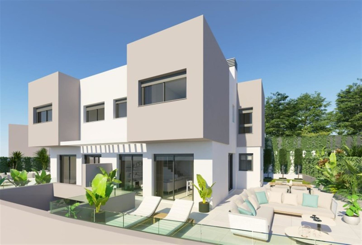 NEW SEMI-DETACHED HOMES - WALKING DISTANCE TO BEACH!  Luxury development consisting of 28 semi-detac, Spain