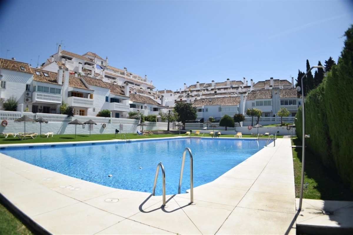Townhouse for sale in Mijas Golf R3600818