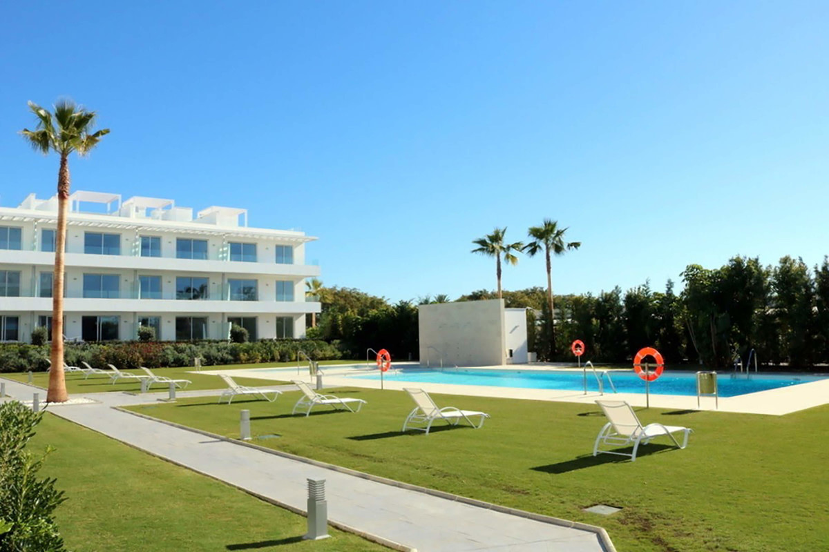 BRAND NEW LUXURY APARTMENT! BEST BLOCK IN THE URBANIZATION!  Full Sea views, South facing, 3 bedroom,Spain