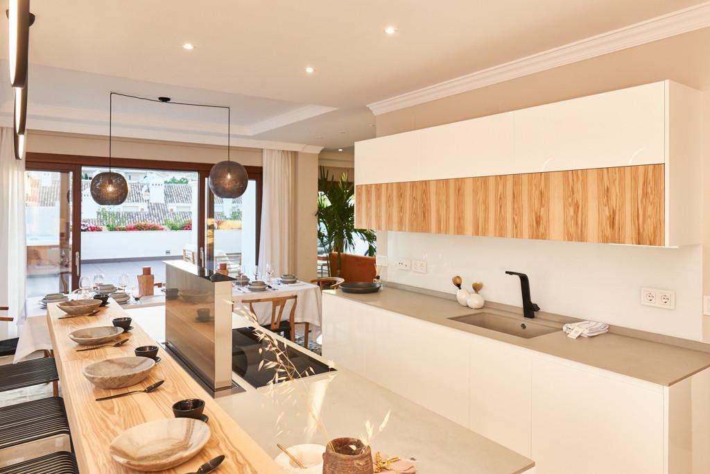 Marbella Banus Ático en venta en The Golden Mile – R3229210