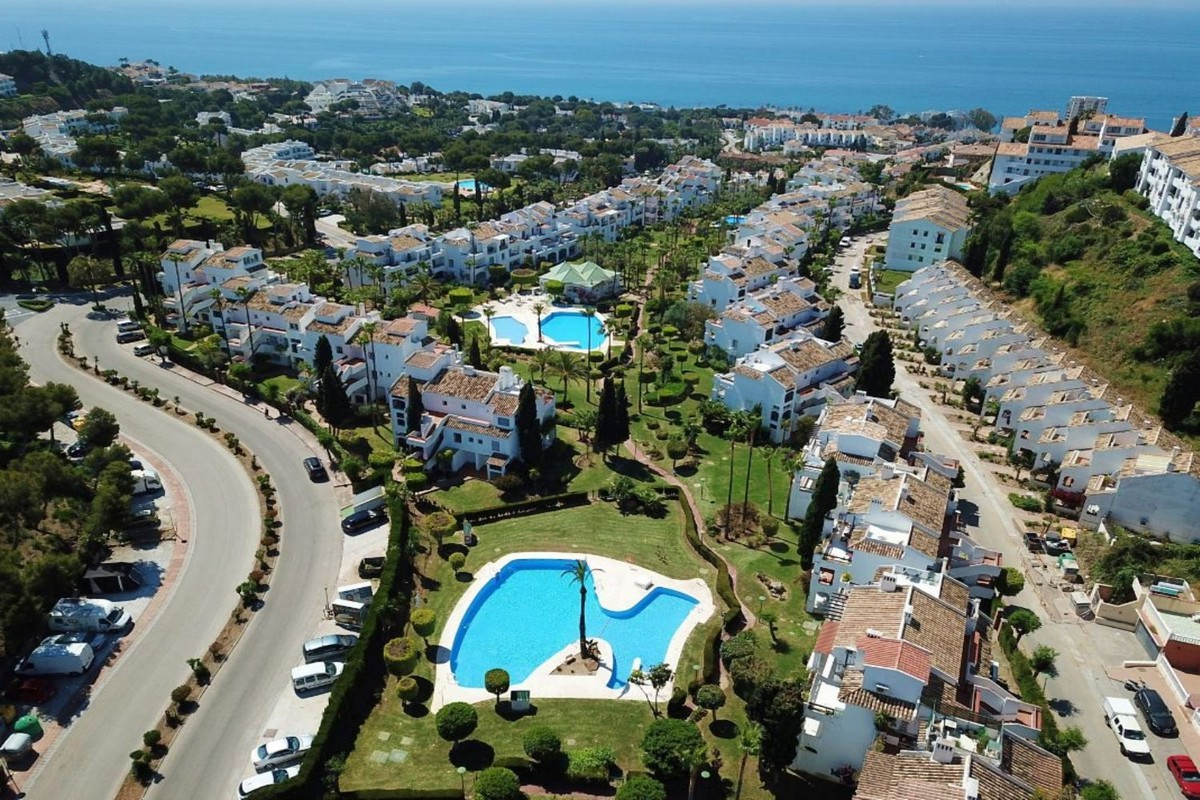 NICE DUPLEX PENTHOUSE - This great south apartment situated in the heart of Riviera del Sol is ideal, Spain