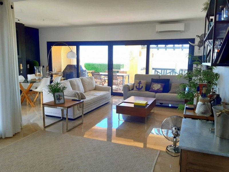 Penthouses In Manilva 9